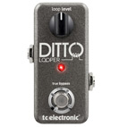 TC Electronic Announces Ditto Looper - The Greatest Looper For Guitarists Ever