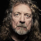 Robert Plant's New Record 'Almost Complete'