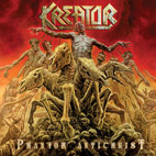 Kreator Reveals New Album's Artwork