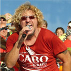 Sammy Hagar Donates $10,000 To St. Nicholas Parish Food Bank