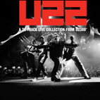 U2 Release U22 Double Live CD Fan Club Exclusive