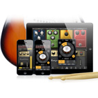 IK Multimedia Introduces Loop Drummer: A Personal Drummer Inside The AmpliTube App For iPhone, iPad & iPod Touch