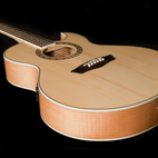 Washburn Guitars Presents The EA40SCE Acoustic/Electric Guitar