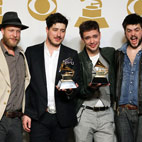 Mumford And Sons Expected Their Awarded Album To Be 'Dissappointing Second Child'