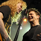 Mustaine and Newsted to Play Metallica Songs at Gigantour?