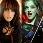 Halestorm's Lzzy Hale Featured on New Lindsey Stirling Album